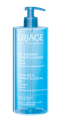 Image Gel Surgras Dermatologique 500 ml URIAGE