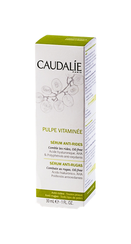 Image CAUDALIE PULPE VITAMINEE SERUM PREMIERES RIDES 30ML